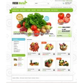 食品及飲品店 - 蔬果店 015 (年租)